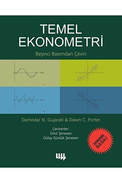 Literatür Yayıncılık Temel Ekonometri 5. Basımdan Çeviri (ekonomik Baskı)