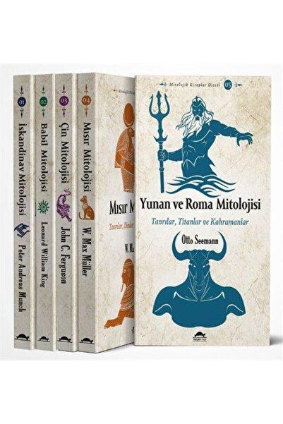 Maya Kitap Maya Mitolojik Kitaplar Seti (5 Kitap Takım)