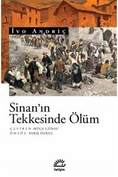 İletişim Yayınları Sinan'ın Tekkesinde Ölüm