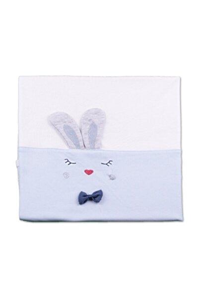 Gaye Tavşan Kulaklı Bebek Battaniye