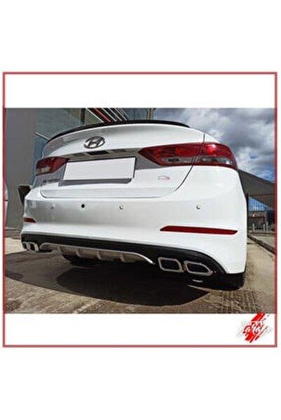 Hyundai Egzoz Parçaları