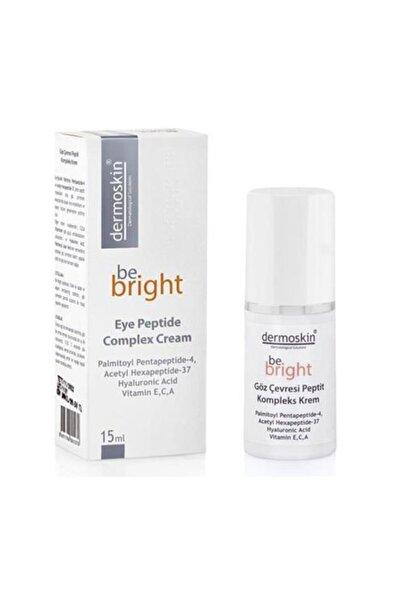 Dermoskin Be Bright Göz Çevresi Peptit Kompleks Krem 15ml