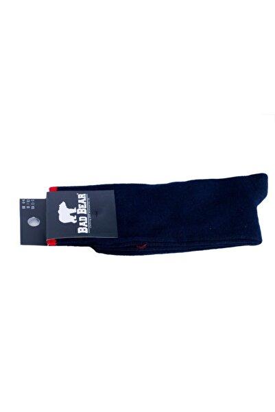 Bad Bear Erkek Lacivert Uzun Çorap 19.02.02.001