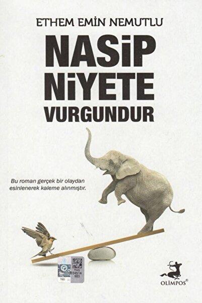 Olimpos Yayınları Nasip Niyete Vurgundur - Özel Boy