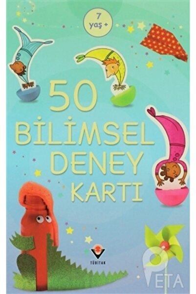 Tübitak Yayınları 50 Bilimsel Deney Kartı