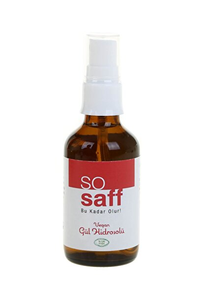 so saff Ham Gül Hidrosolü 50 Ml