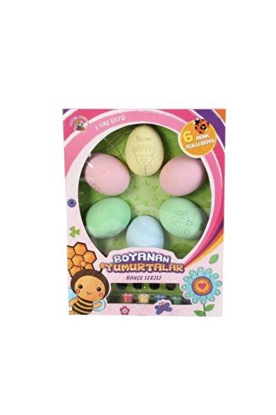 Kayyum Oyuncak Boyanan Yumurtalar Bahçe Serisi
