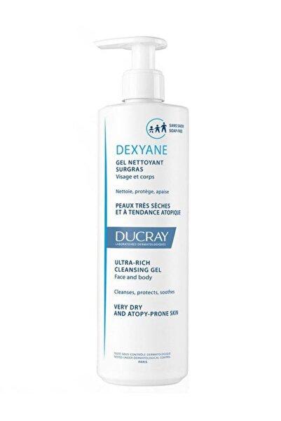 Ducray Dexyane Ultra Rich Cleansing Gel 400 ml Atopiye Eğimli Ciltlere Özel Yıkama Jeli
