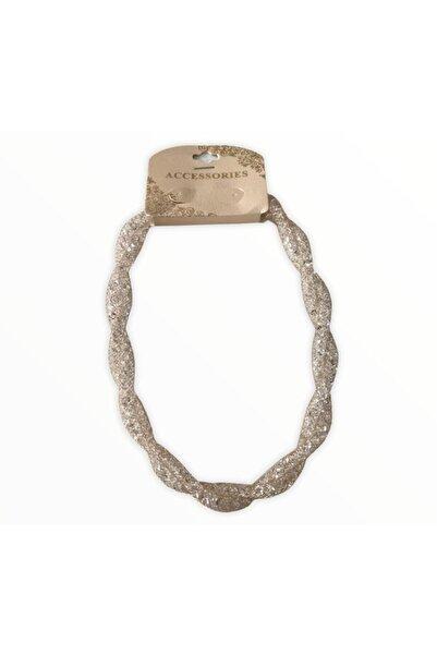 Accessories Kostan Aksesuar Kadın Kristal Kolye