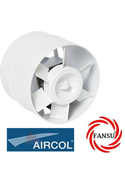 Aksa Fan Aırcol 150 Kt Kanal Tipi Fan