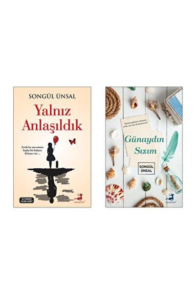 Olimpos Yayınları Yalnız Anlaşıldık , Günaydın Sızım , Songül Ünsal (ikili Set)