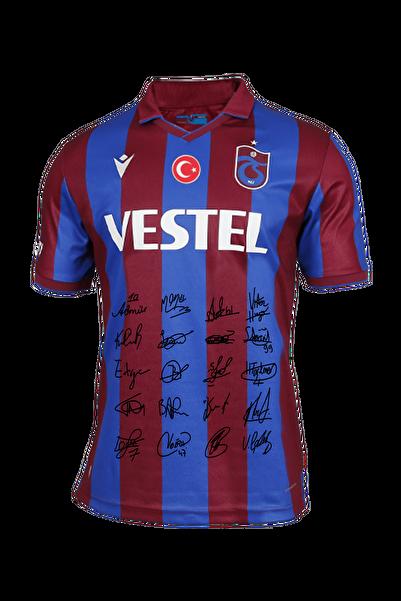 TSCLUB Trabzonspor Dijital İmzalı Çubuklu Forma