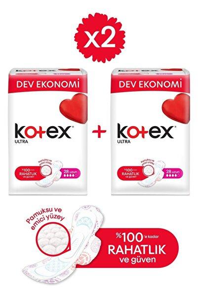 Kotex Ultra Dev Eko Uzun 28'li - 2'li Paket