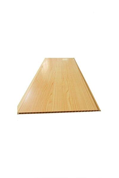 koç plastik Lambiri-plastik Lambri Bambu -tavan Ve Duvar-10 Adet-25 Cm X 3 Mt (7.5 Metrekare)