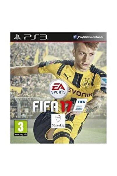 Ps3 Fifa 17 Oyun