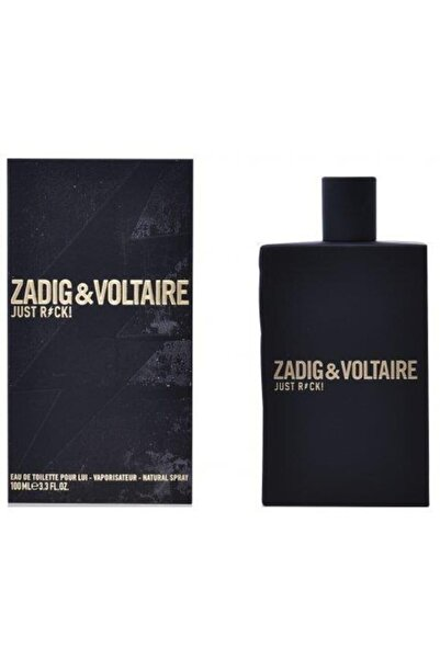 Zadig&Voltaire Just Rock Edt 100 ml Erkek Parfüm 3423473050056