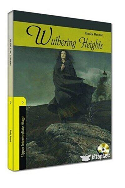 Kapadokya Yayınları Wuthering Heights Emily Bronte Karekodlu Ingilizce Hikayeler Stage 6