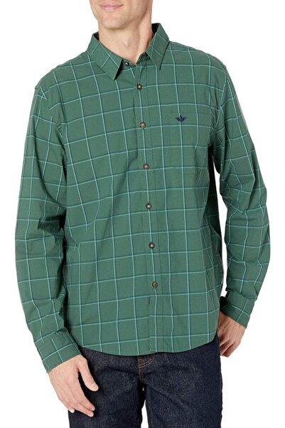 Dockers Erkek Yeşil Ekoseli Erkek Gömlek 52669-0211-0225