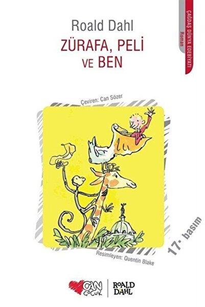 Can Yayınları Zürafa Peli Ve Ben Roald Dahl Can Çocuk Yayınları