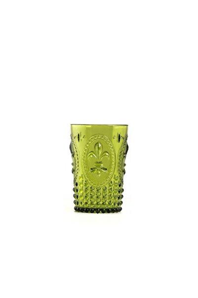 EWs Akrilik Yeşil Kısa Bardak