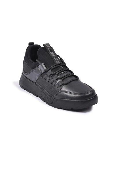 Slazenger Unisex Siyah Spor Ayakkabı