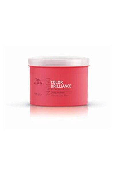 Wella Invigo Color Brilliance Mask (500ml)