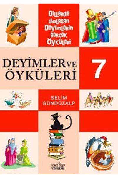 Zafer Yayınları Deyimler Ve Öyküleri-7