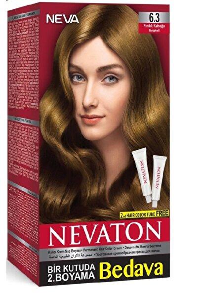 Nevaton Fındık Kabuğu Saç Boyası 6.3