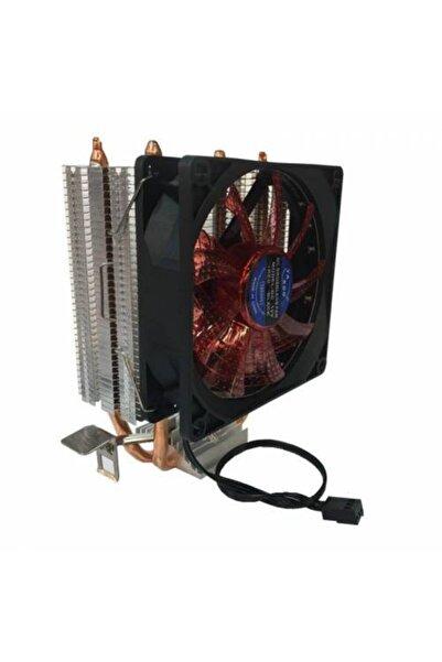 Platoon Işlemci Fanı Intel 1155 Fan 1156 Fan Lga Fan 775 Fan Am3 Fan Am4 Fan Işıklı Kule Fan