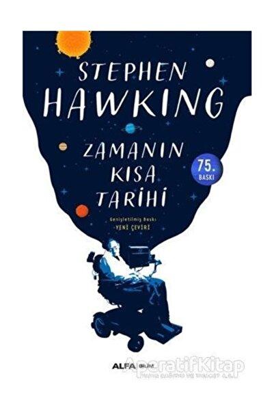 Alfa Yayınları Zamanın Kısa Tarihi - Stephen W. Hawking -