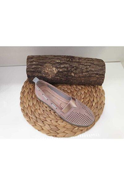 Mammamia Kadın Pudra Casual Ayakkabı D19ya-840