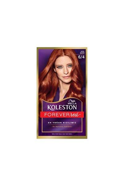 Koleston Set Krem Saç Boyası 6.4 Kızıl Bakır