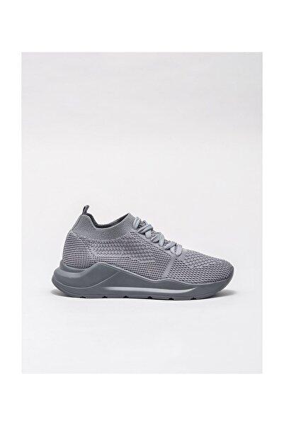 Elle Shoes Kadın Cıerra-2 Grı Sneaker 20KCD506-223