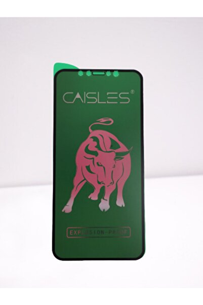 caisles Iphone 11 Siyah 11d Nano Ekran Koruyucu