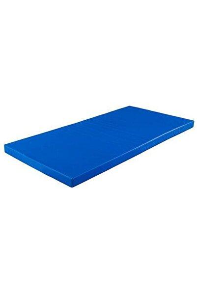 MİNDERSAN Mavi Bondex Çocuk Jimnastik Minderi  60x120x5 cm