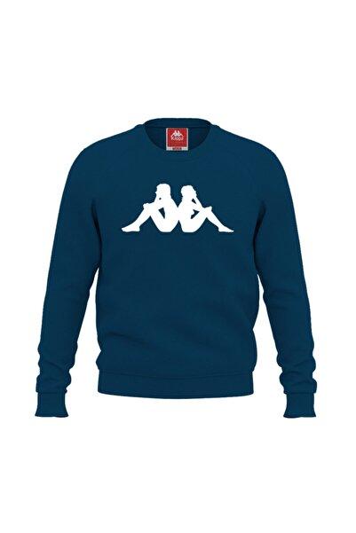 Kappa Erkek Lacivert Renk Sweatshirt