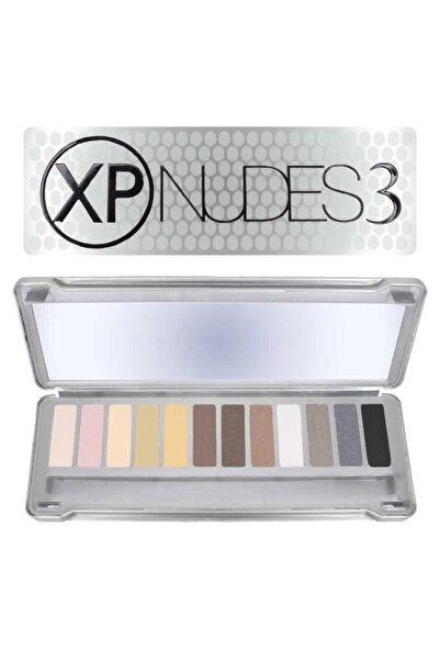 XP Nudes3 Metal Far Paleti