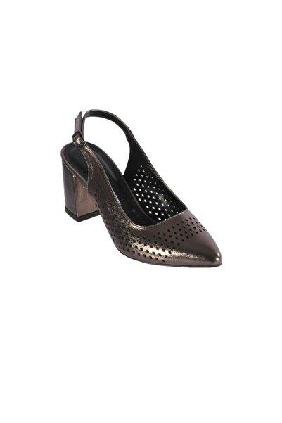 pabucmarketi Kadın Topuklu Ayakkabı