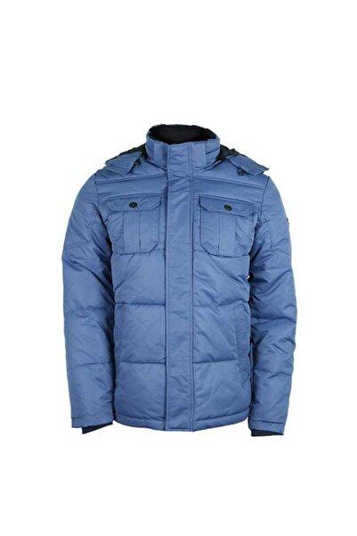 Jack & Jones Erkek Mavi Mont 12123929-blue