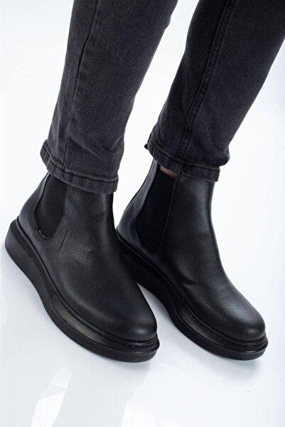 Odal Shoes Erkek Siyah Libertan Bot