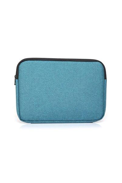 Hilyum Mavi Macbook Air Pro 13 13.3 Uyumlu  Inç Su Geçirmez Kılıf