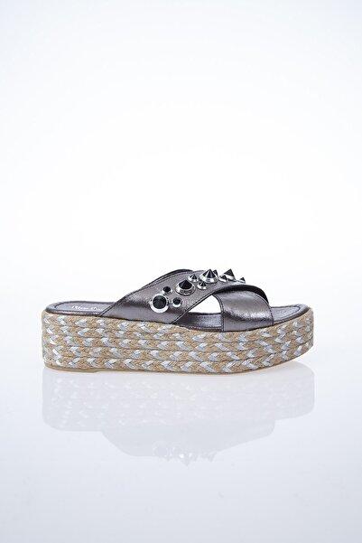 Pierre Cardin Kadın Gümüş TerlikPc-6132 - 2163-591-platin