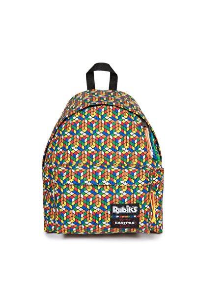 Eastpak Padded Pak'r Rubik's Color Sırt Çantası Ek000620d841