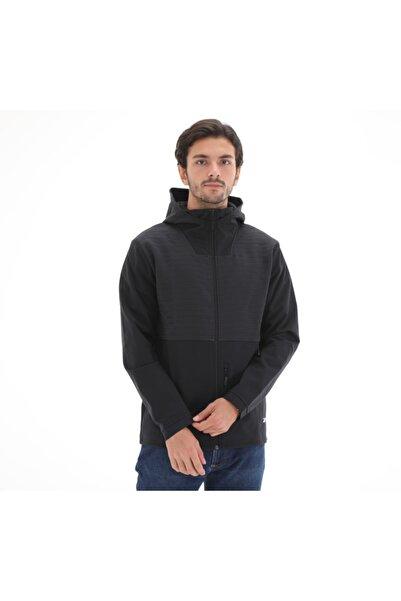 Reebok Gı5349-e Ts Thermowarm Controlhood Erkek Ceket Siyah