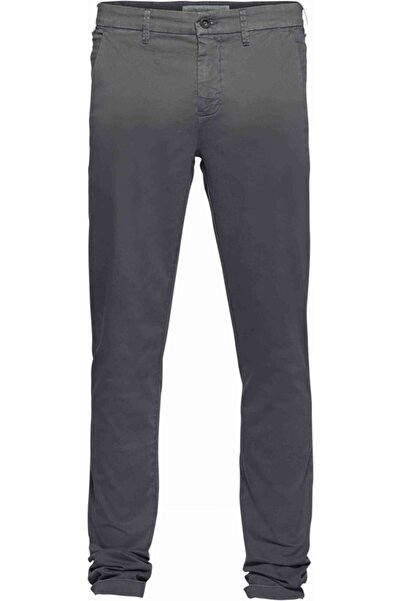 Calvin Klein Erkek Lacivert Hayden Chino - Muct Gd Kumaş Pantolon