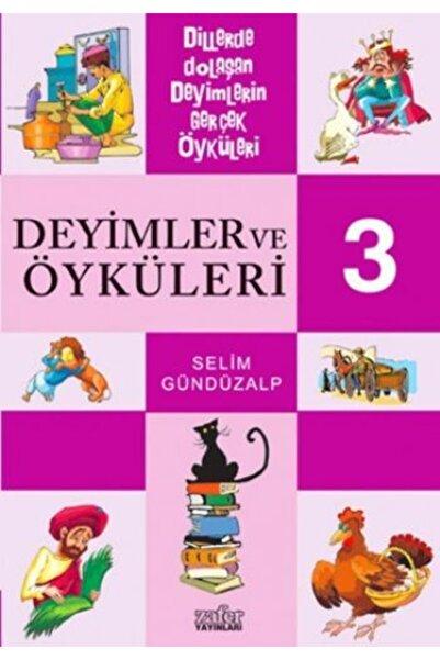 Zafer Yayınları Deyimler Ve Öyküleri-3