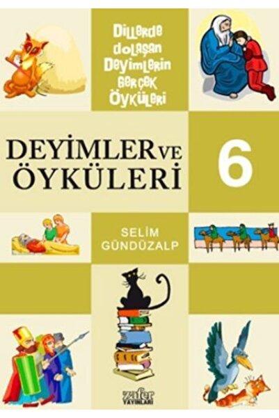 Zafer Yayınları Deyimler Ve Öyküleri-6