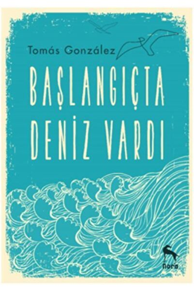 Nora Kitap Başlangıçta Deniz Vardı