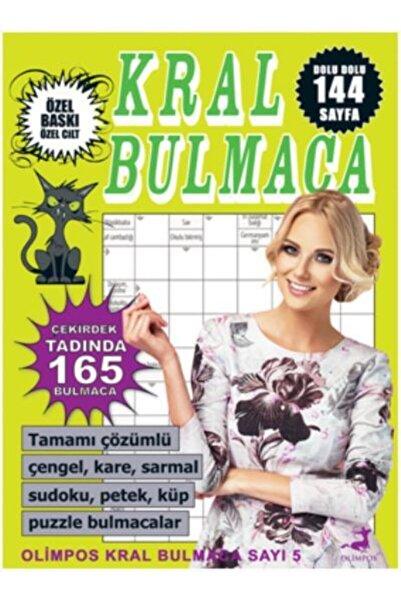 Olimpos Yayınları Kral Bulmaca 5
