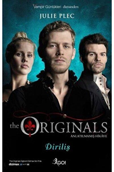 Go Kitap The Originals Anlatılmamış Hikaye - Diriliş